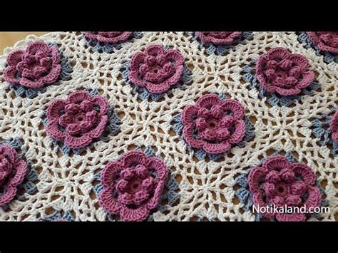 Step By Step Crochet Baby Blanket by How To Crochet A Baby Blanket For Beginners Part 4
