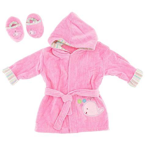 toddler bathrobe and slippers infant sleepwear sleeper pajamas baby sleepwear