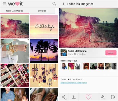 Imagenes Nuevas De We Heart It | we heart it una red social con imagenes bonitas e