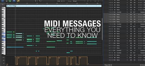 the audio expert everything you need to about audio books ask audio article on midi messages