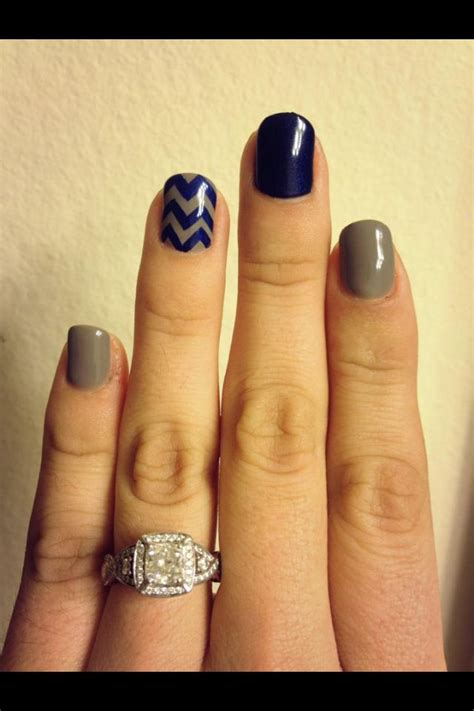 chevron pattern gel nails gel nails with chevron hair nails makeup pinterest