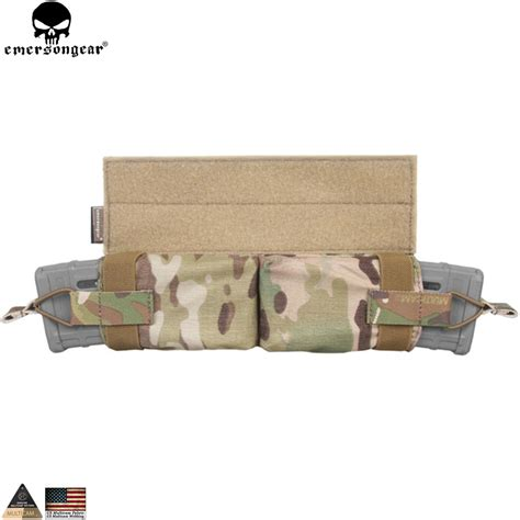 Nayaga Pouch M Dompet Pouch emersongear tactical mag pouch side pull magazine pouch m4 tactical molle mag hook loop combat