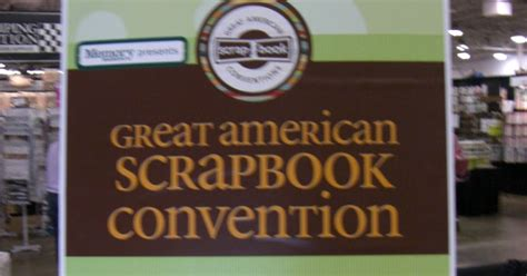 Scrapbook Expo The Great American Scrapbook Convention In Arlington scrapbooking for great american scrapbooking convention