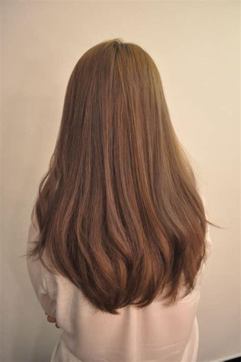 curly hair styles back view womens модные стрижки причёски и укладки для длинных волос 2017