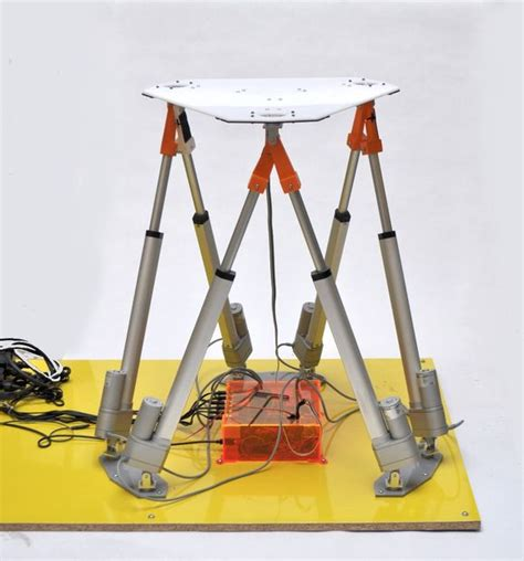 axis stewart platform makezilla