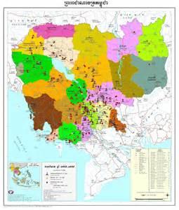 cambodia map killing fields