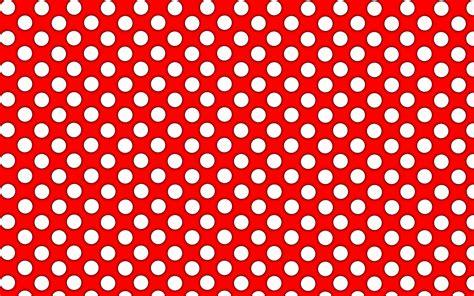 wallpaper dinding polkadot red polka dot wallpaper wallpapersafari