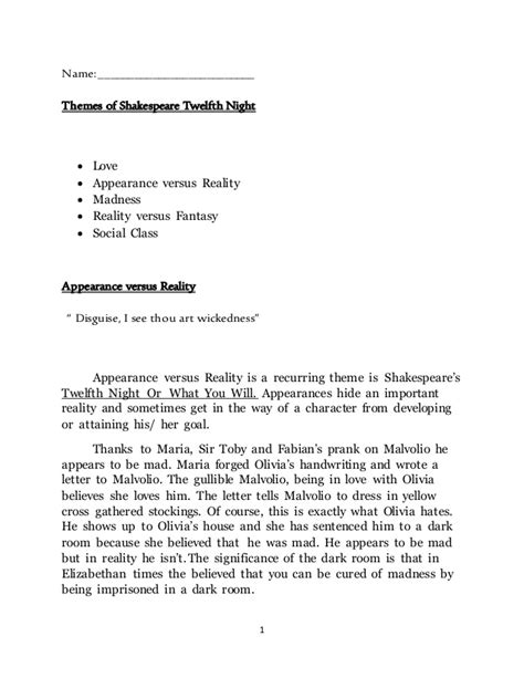 Mistaken Identity In Twelfth Essay by Twelfth Essay Topics Twelfth Notes And Analysis Paragraph Essay Graphic Organizer