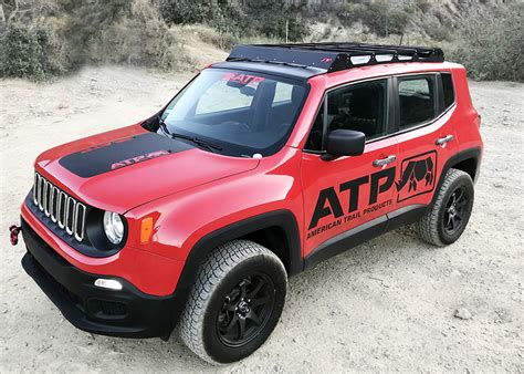 renegade jeep roof renegade roof rack system