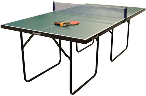 wollowo 3 4 size table tennis table table tennis