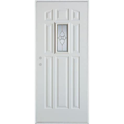 stanley doors 75 inch x 82 375 inch brass fan