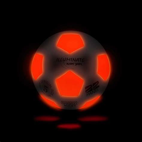 soccer the illuminate led soccer kanjam