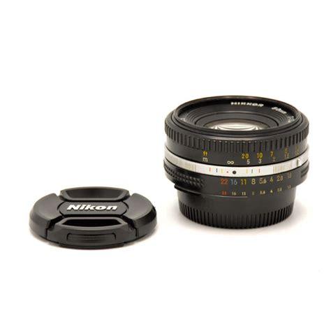 Nikon 50mm F1 8 Ais nikon ais nikkor 50mm f1 8 2438 catawiki