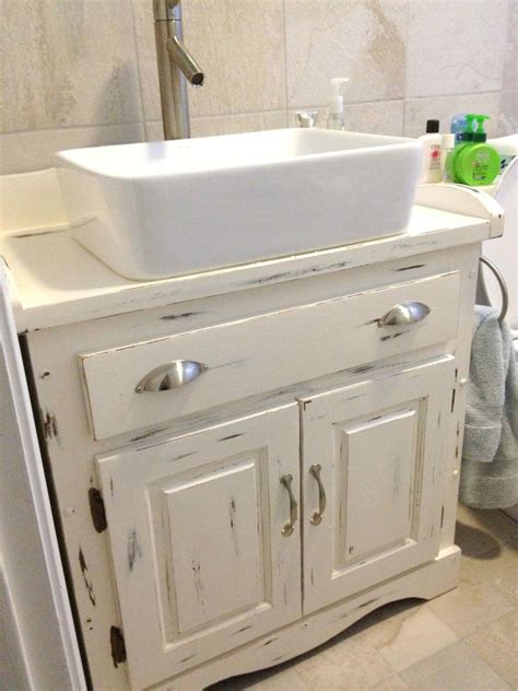 11 Low Cost Ways to Replace (or Redo) a Hideous Bathroom Vanity   Hometalk