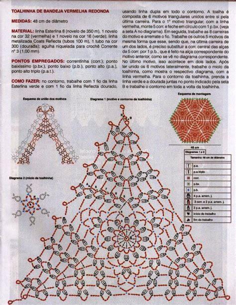 Crochet Motif Patterns Images 243 best crochet triangle images on crochet