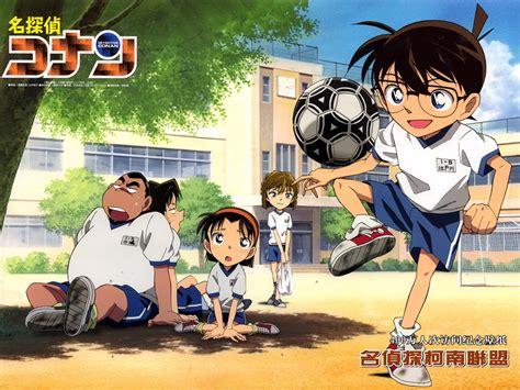 Bross Lencana Detective Boys Anime Detective Conan 名侦探柯南壁纸