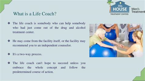 what is a life couch ppt 5 benefits of using a life coach during recovery