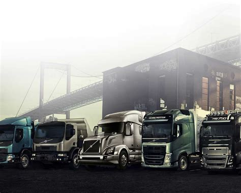 volvo truck and volvo trucks