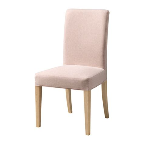 pink slipcover chair ikea henriksdal chair slipcover cover 21 quot 54cm gunnared