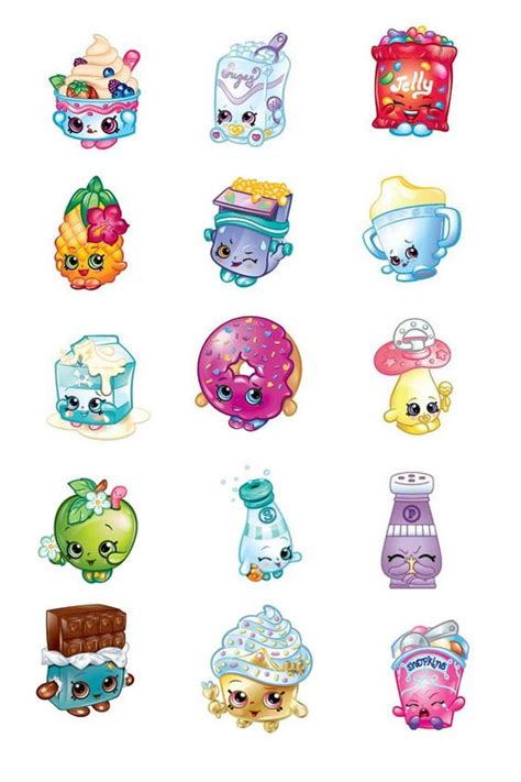 printable shopkins eyes 15 images shopkins 1 25mm bottlecap images 4x6 by