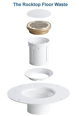 Shower For Roll Top Bath rock top floor waste floor wastes floor drains