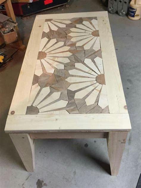pin  bryan buchanan  tables scrap wood projects