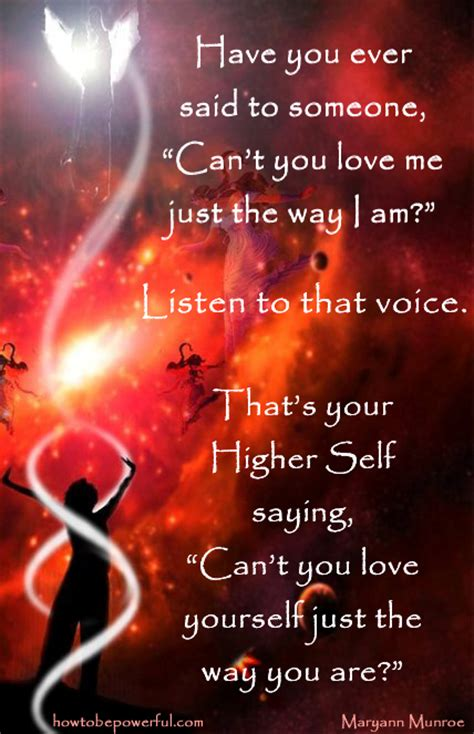 higher selves higher self quotes quotesgram