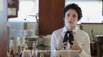who is the waitress in the tide pods commercial tide pods tv commercial waitress ispot tv