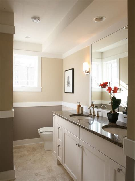 Bathroom Paint Ideas Gray | cream and grey bathroom color painting ideas grey colour