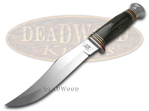 case knives case xx knife item 7313 kitchen cutlery case xx genuine buffalo horn fixed blade hunter stainless