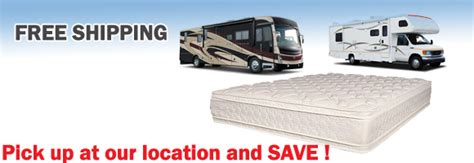 Travel Trailer Mattress Sizes by Rv Cer And Travel Trailer Mattress Sizes Available