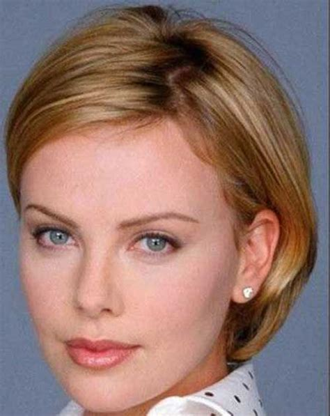 haircuts for straight hair and round face 10 short straight hairstyles for round faces short