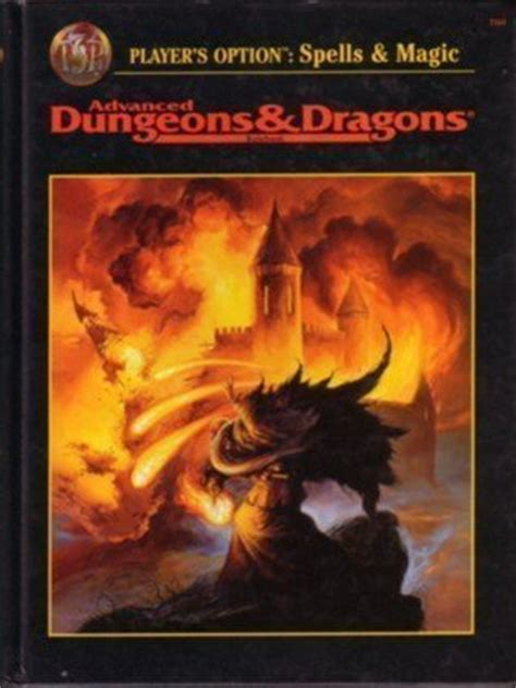 players option spells  magic advanced dungeons