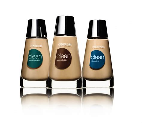 Covergirl Clean Powder Foundation makeup review covergirl clean makeup liquid