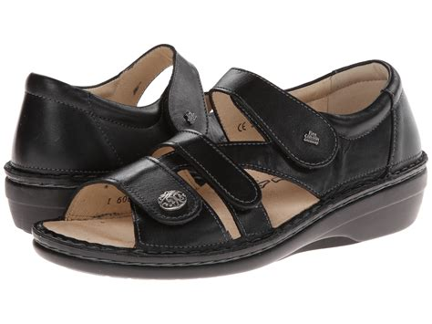 zappos comfort shoes finn comfort sintra black nappa leather zappos com free
