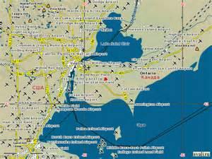 map of essex county ontario canada essex billing airstrip
