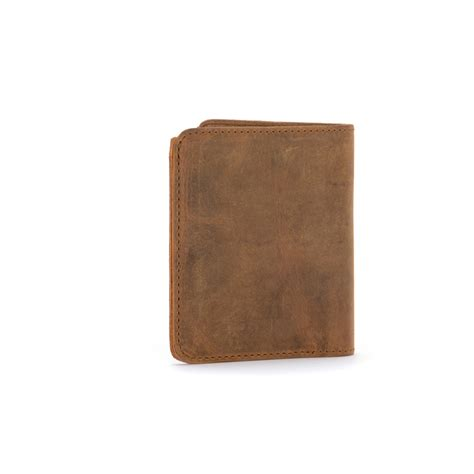 big leather large leather bifold wallet real grain leather