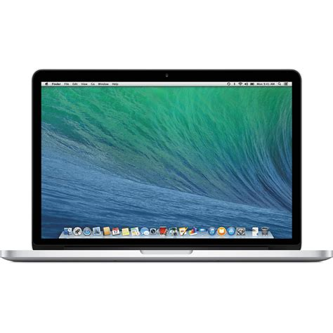 Laptop Apple Retina apple 13 3 quot macbook pro notebook computer me864ll a b h