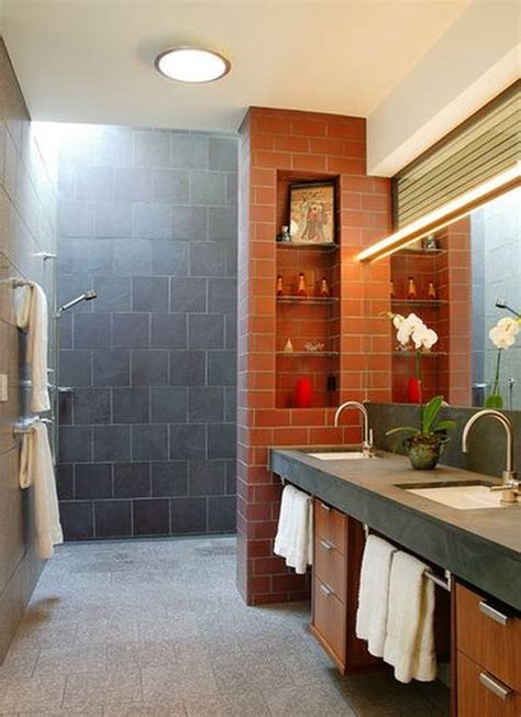 doorless shower designs teach you how to go with the flow