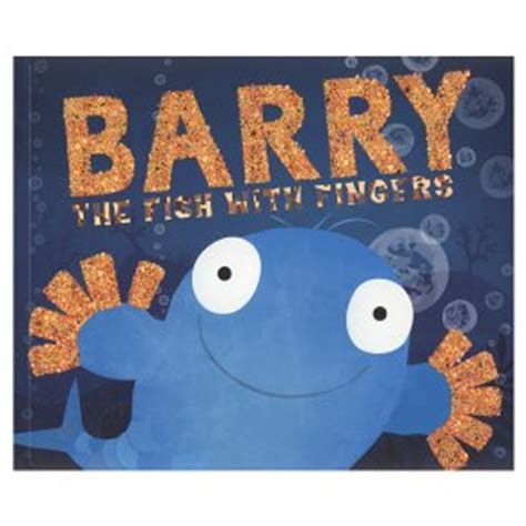 barry the fish with barry the fish with fingers waitrose