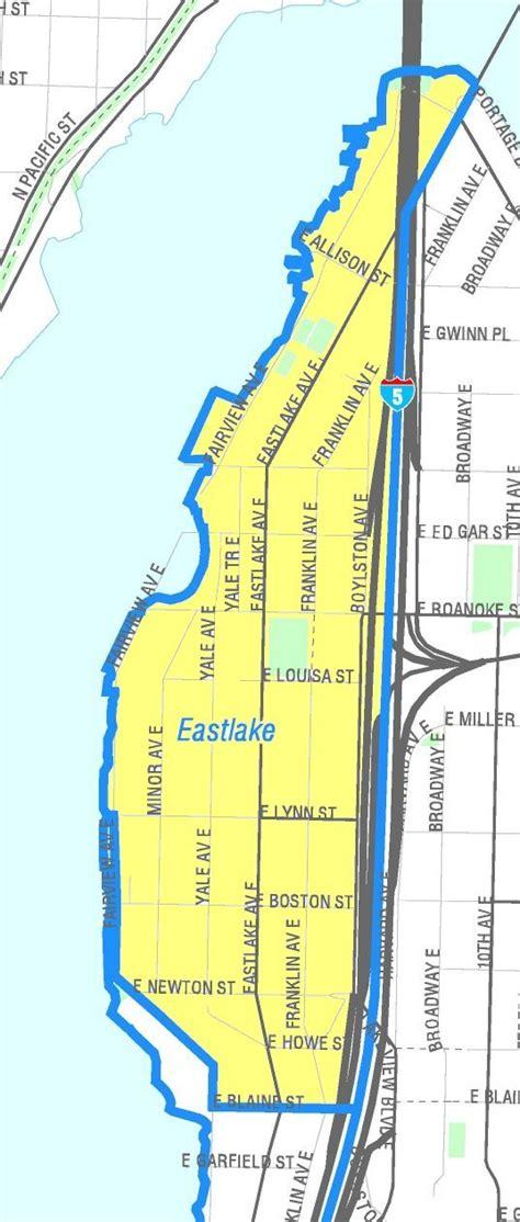 seattle map jpg file seattle eastlake map jpg wikimedia commons
