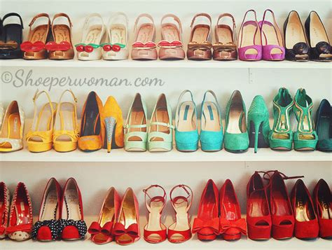 shoes collection shoeperwoman s shoe collection gt
