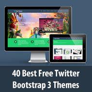 bootstrap themes free band web design blog tutorials jquery slideshow jquery menu