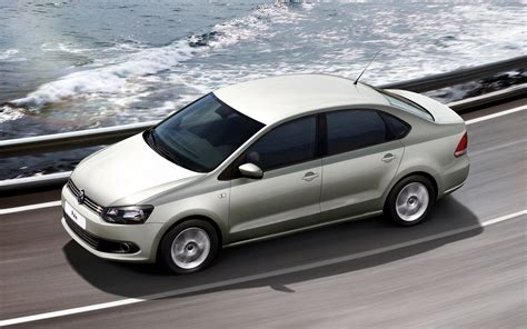 new volkswagen sedan new volkswagen polo sedan wallpapers and images