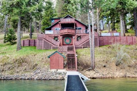 Hayden Cabin by Lake Coeur D Alene Vacation Rentals By Vacasa