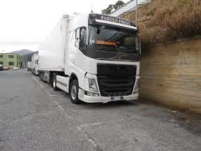Volvo 500 Truck I Parten Frigo New Volvo Fh 500 Matte Trucks