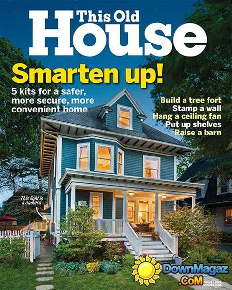 house design magazines pdf this house august 2016 187 pdf magazines