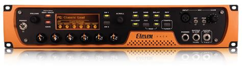 Eleven Rack Bass Presets by Digidesign Eleven Rack Review
