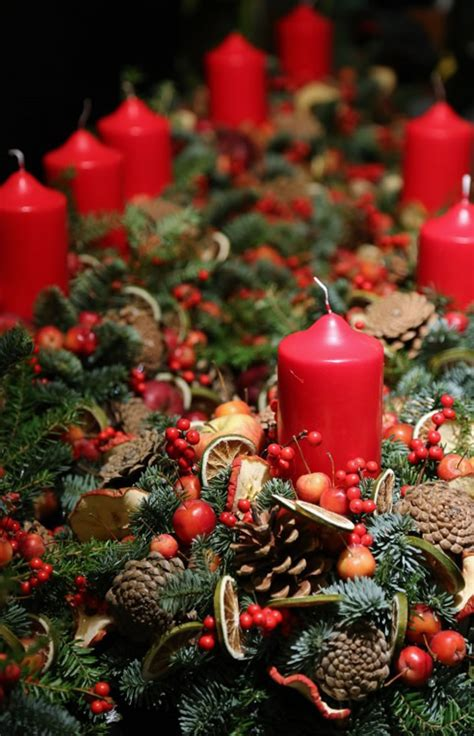 christmas table decorations by london designer florist