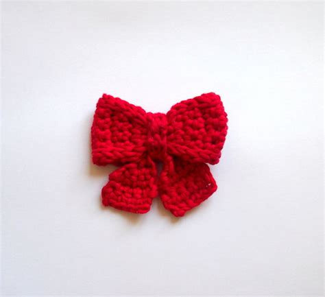 free crochet bow pattern 25 easy crochet bow patterns guide patterns